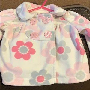 Soft baby coat